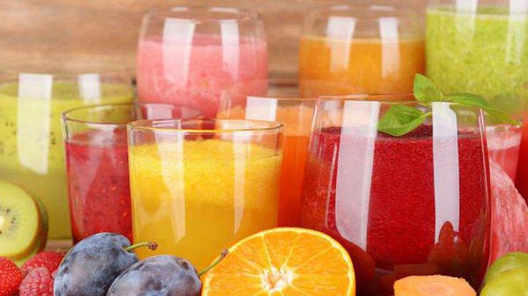 Почему фруктовый сок опасен: ответ ученых