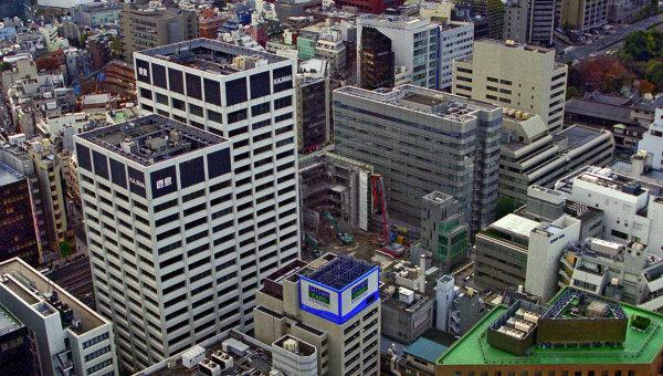 В Токио обстреляли Ассоциацию граждан КНДР