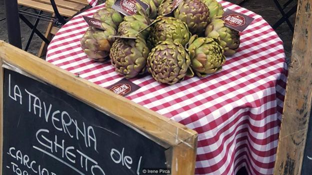 Has Rome declared an artichoke war?