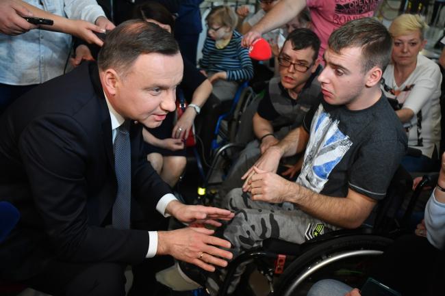 У Польщі підготують закон, щоб поліпшити ситуацію осіб з інвалідністю