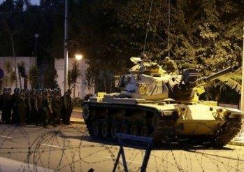 В Анкарі під часакції противників операції в Сирії застосували сльозогінний газ