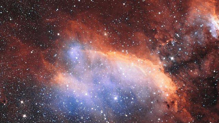 Телескоп Hubble сделал невероятный снимок столкновения галактик