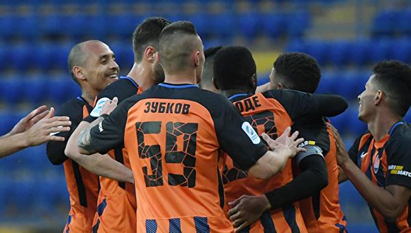 Динамо и Шахтер пробились в финал Кубка Украины