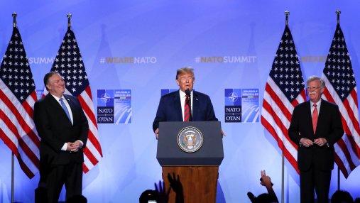 Я верю в НАТО: Трамп подтвердил свою приверженность Альянсу и заявил об успешных переговорах