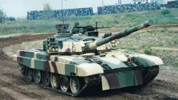 На вооружение в украинскую армию поступят танки Оплот