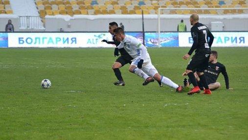 Динамо сенсационно уступило Вересу с крупным счетом во Львове
