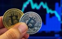 Курс Bitcoin опустился ниже психологической отметки