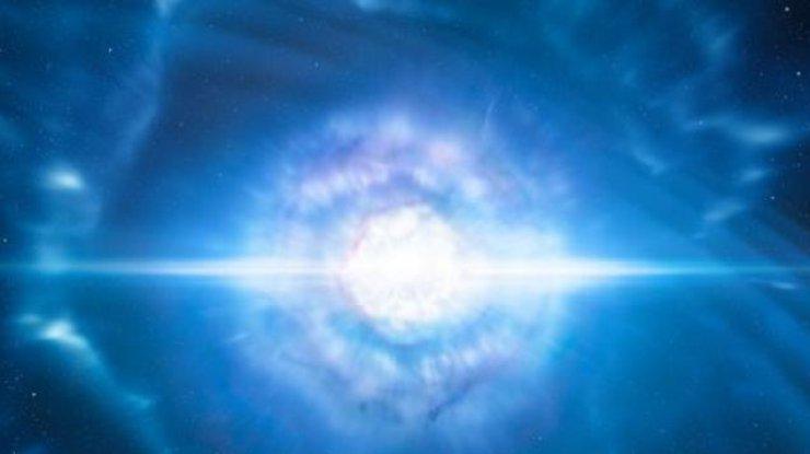 Астрономы открыли гравитационные волны от слияния нейтронных звезд (видео)