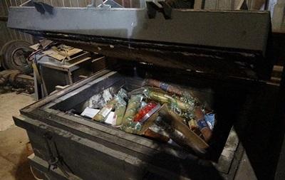 У Москві знищили велику партію санкційних сирів і ковбаси
