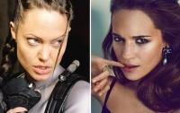 Анджелина Джоли сводила детей на новую Лару Крофт