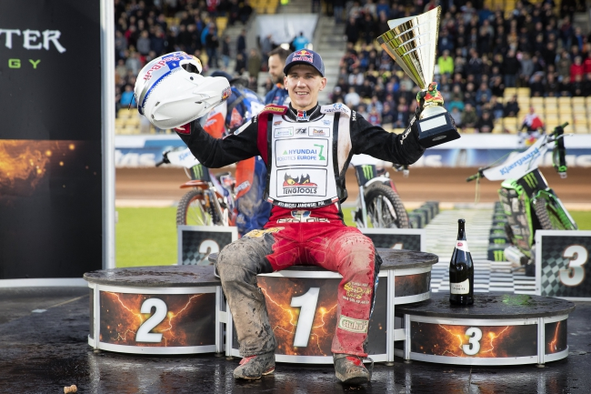 Poles first and third in speedway grand prix