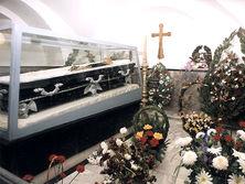 19 апреля тело Пирогова вновь выставлено для посетителей музея