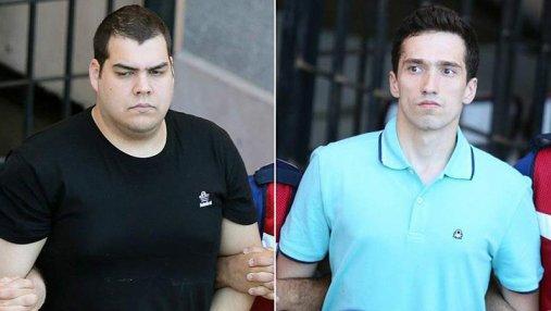 В Турции освободили двух греческих военных, которые были задержаны в марте