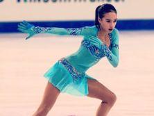 Загитова российская фигуристка, выступающая в женском одиночном катании