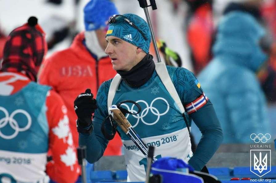 Биатлон: Швеция выиграла мужскую эстафету на Олимпиаде, Украина – девятая