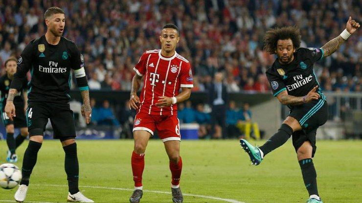 Бавария - Реал: результаты матча