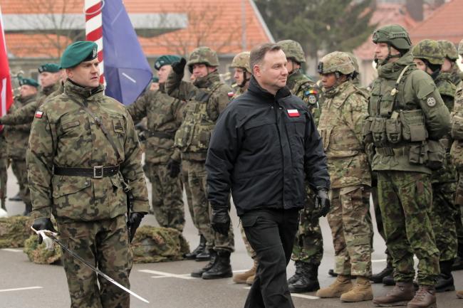 Багатонаціональна дивізія Північний Схід отримала сертифікат