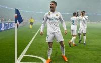 Криштиану Роналду забил четыре мяча в матче чемпионата Испании