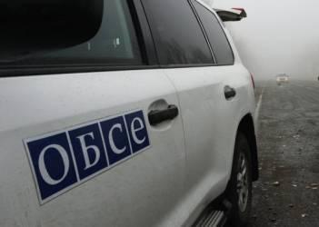 СММ ОБСЕ продолжает фиксировать военные машины и вооруженных людей в Луганске