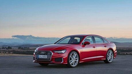 Audi рассекретила обновленный седан А6 (ФОТО)