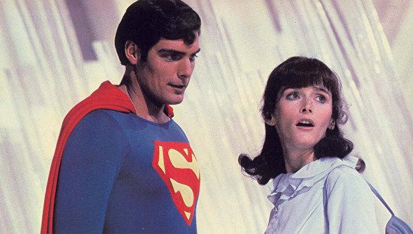 Звезда фильмов о Супермене скончалась в США