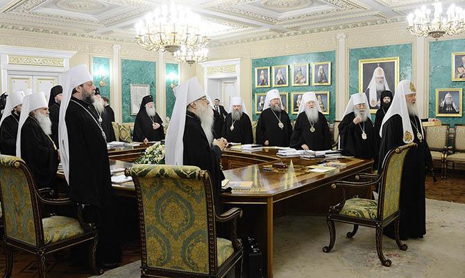 Синод РПЦ даст официальную оценку решению Фанара 15 октября