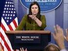 Совершенно очевидно, что РФ вмешивалась в выборы в США, - пресс-секретарь Белого дома Сандерс