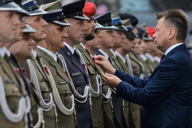 У Варшаві почалися врочистості з нагоди свята Польського війська