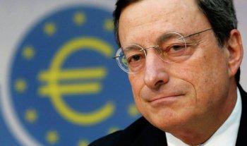 Драги видит необходимость в сохранении существенных объемов стимулирования для усиления инфляции