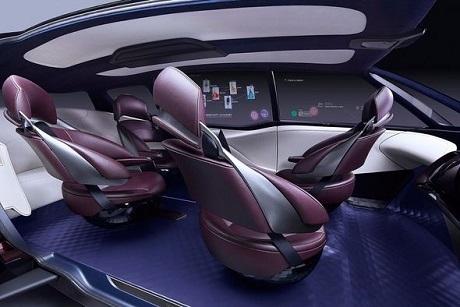 Автоновости: Toyota представит водородный автомобиль с рекордным запасом хода (ФОТО)