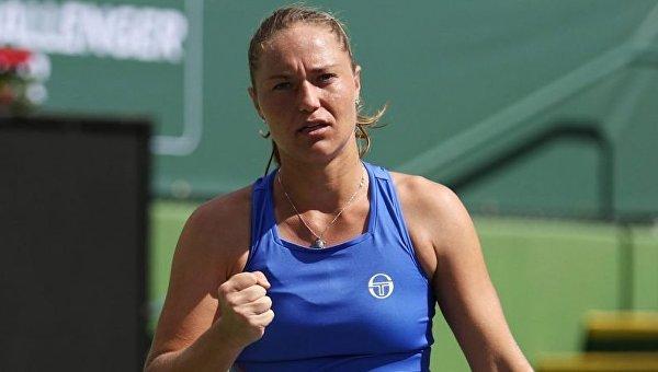 Украинская теннисистка выиграла два поединка на турнире в Стамбуле