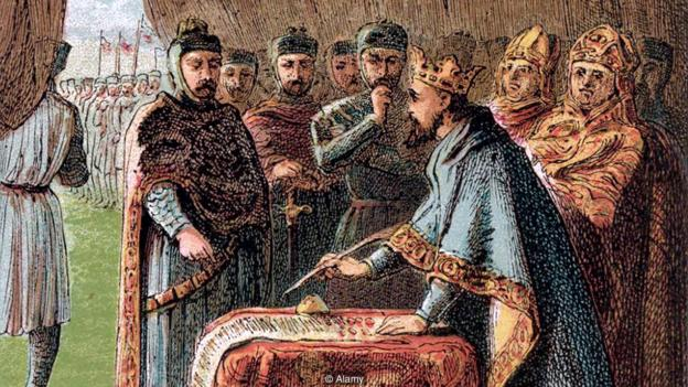 The lost jewels of Bad King John