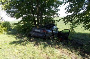 В Черниговской области в ужасном ДТП погибли супруги и их годовалый ребенок
