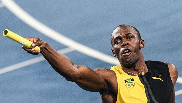 Известный спринтер Усейн Болт заявил, что он талантливее Месси