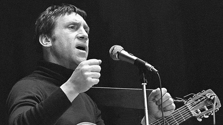 Владимир Высоцкий: лучшие стихи поэта