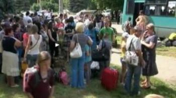 В Україні на обліку перебувають понад 1,59 млн переселенців із Криму та Донбасу