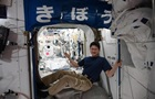 Японский астронавт вырос на девять сантиметров за три недели на МКС