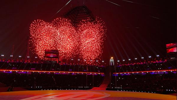 Ну вот и все. В Пхенчхане проходит церемония закрытия зимних Олимпийских игр