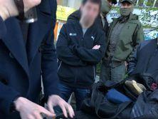 По данным СМИ, на взятке задержали судью Андрея Новака и экс-судью Александра Билыка