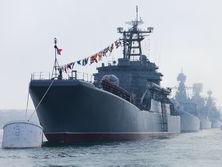 РФ отправила в район Азовского моря дополнительные корабли