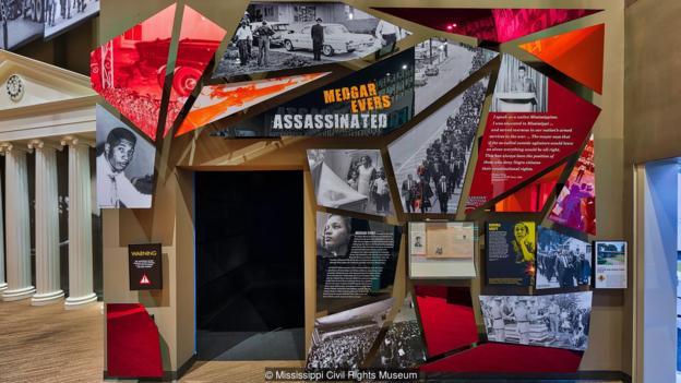 A new museum confronts a violent past