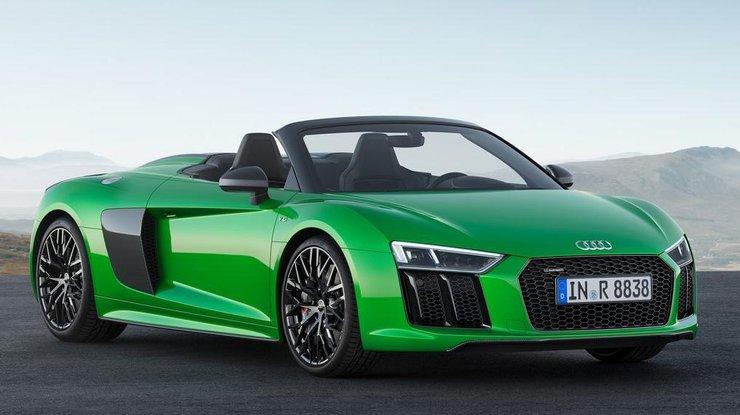 Audi показала самый мощный автомобиль в истории