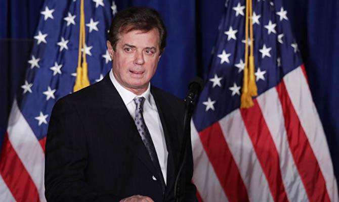 Экс-глава избирательного штаба Трампа Пол Манафорт взят под стражу в зале суда