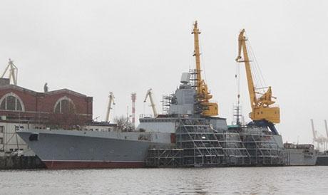 В Минобороны РФ солгали, что смогли заменить украинские двигатели для своих фрегатов, - Злой одессит
