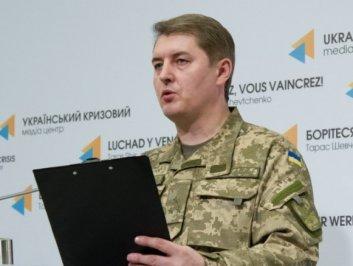 У Міноборони підтверджують поранення військового в зоні АТО в суботу