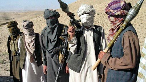 Атака талибов в Афганистане: погибли не менее 45 человек