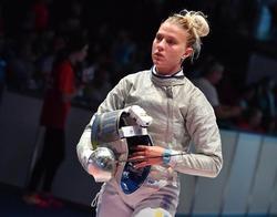 Харлан выиграла этап Кубка мира по фехтованию в Мексике