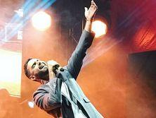 9 мая Козловский выступил на концерте в московском районе Солнцево