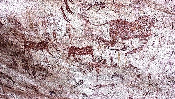 Первые рисунки человечества. Ученые сделали открытие