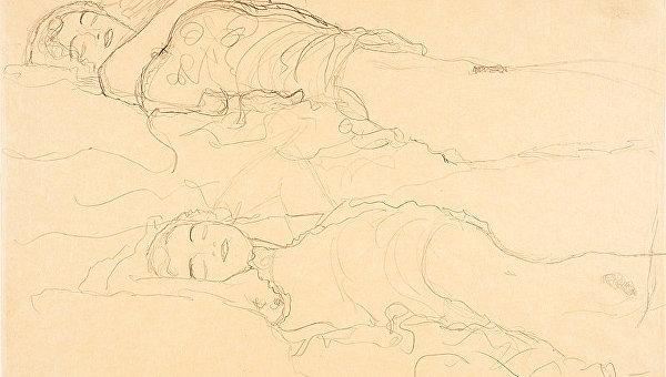 Картину знаменитого Климта нашли в шкафу у австрийской пенсионерки